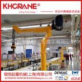 全悬浮电动提升装置80-300kg伺服提升智能平衡器 智能折臂起重机