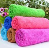 佳美特专柜正品韩版珊瑚绒加厚吸水擦手厨房挂式擦车毛巾(小)批发包邮