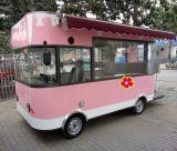 天縱TZCC-3多功能冷飲小吃車廠家三輪美食車價格 冷飲小吃車價格