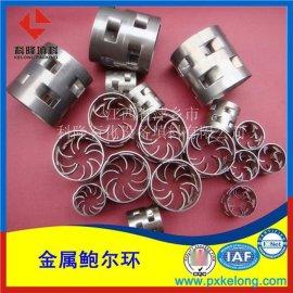 双相钢2205鲍尔环 尿素级不锈钢鲍尔环金属鲍尔环