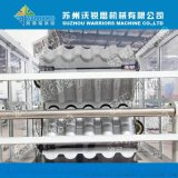 PVC880型仿古琉璃瓦生產線設備
