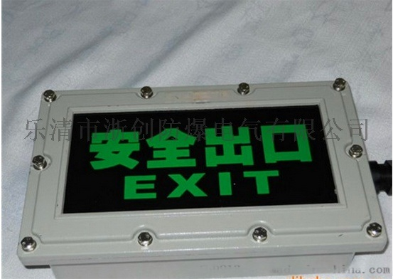 BAYD防爆安全出口指示灯