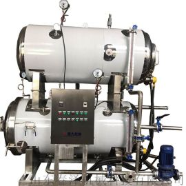 杀菌锅 高温高压水浴式电加热板栗灭菌机械