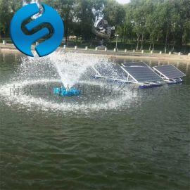 TQB-ZH1200喷泉曝气机运行视频