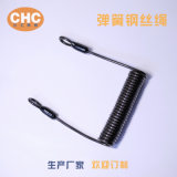 弹簧钢丝安全绳,弹簧钢丝绳