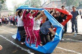 河北石家庄企业单位创意的趣味运动道具