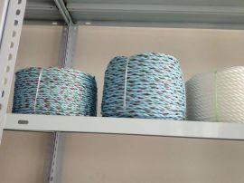 高强力彩色扁丝绳
