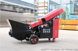 混凝土浇筑泵二次浇注泵拖泵地泵多少钱