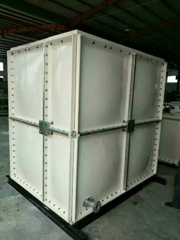 SMC玻璃钢组合式水箱,消防水箱,生活水箱,泰莱暖通