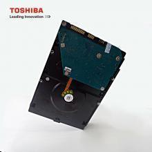 东芝4T5900转SATA接口MD04ABA400V3.5寸监控级硬盘