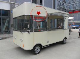 小吃车快餐车多功能烧烤车房车小吃车电动三轮车
