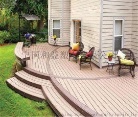 私人定制,吸水率低,防虫,防火塑木地板