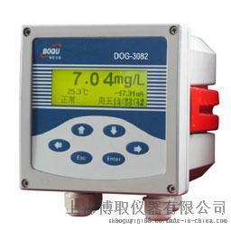 上海博取水质监测分析DOG-3082型工业溶氧仪