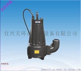 铸铁材质  污水泵立式潜水泵