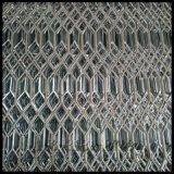 海南别墅小区常用防护围栏网异型六角孔钢板网护栏厂家加工定制