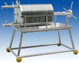供应大张不锈钢多层板框压滤机  厂家直销 品质保证