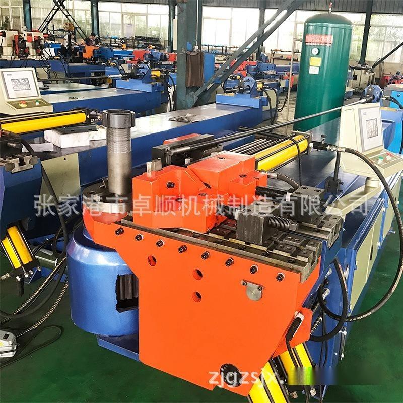 弯管机厂家供应DW75弯椅子 方管全自动液压弯管机厂家定制批发价