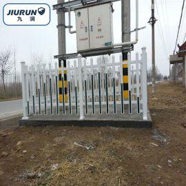 pvc草坪护栏 pvc塑钢护栏 园艺围栏网