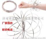 欧美风行减压、健身神器——不锈钢魔术手环