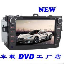 安卓车载DVD导航仪,汽车车载DVD导航仪,丰田卡罗拉车载DVD导航一体机