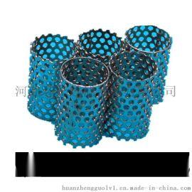 定做不锈钢过滤网筒 圆柱形 304孔板网桶