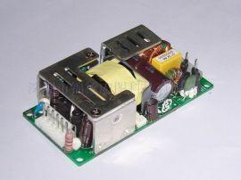 3.3V/8A 5V/3A,二组输出37.5W医疗内置电源,裸板电源有UL,CE等60601-1医疗认证