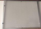 粉末噴塗不變色防火六角網鋁拉網 商業大樓圖書館網格