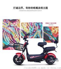 天津电动车 简易电动自行车 出口车型 可定做