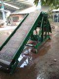 帶式輸送機滾筒設計軟體鋼絲繩插接牽引帶式輸送機曹