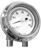 全不鏽鋼單膜片雙波紋管差壓錶  MDI-SDDB