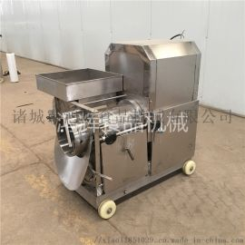 鸿辉供全自动鱼肉采肉机 打鱼泥机 直接当饺子包子馅