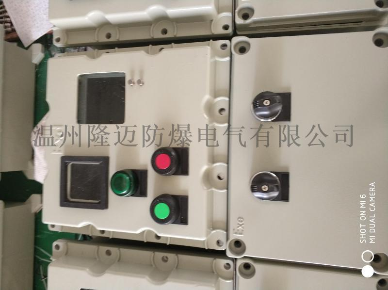 BXK防爆溫度控制器箱