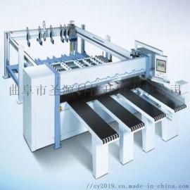 数控电子开料锯 全数控电子裁板机圣源制造