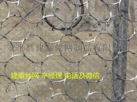 菱形被动边坡防护网