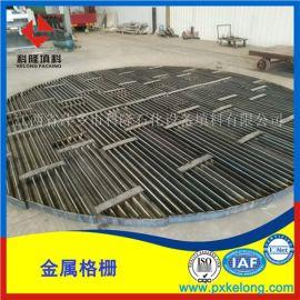 金属格栅支承板 格栅填料支撑用于支撑规整填料