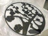 青古铜铝板浮雕艺术窗花