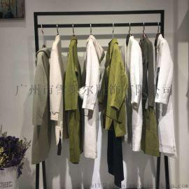 时尚潮流女装洛米唯娅品牌折扣库存尾货走份批发