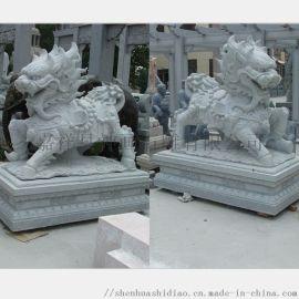 石雕麒麟专业生产厂家