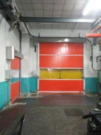 專業生產快速卷簾門 自動堆積門