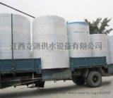 不锈钢水箱 消防水箱 圆柱形水箱