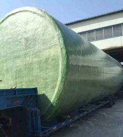 环保化粪池 20立方化粪池 玻璃钢家庭化粪池