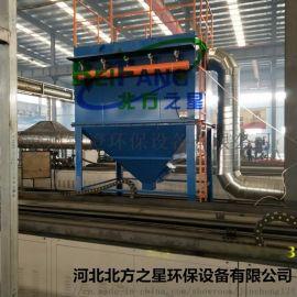 布袋式脉冲除尘器木工业锅炉除尘器设备