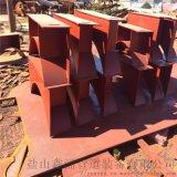 焊制重型三孔管夹|防腐蚀镀锌管夹|U型配套管夹