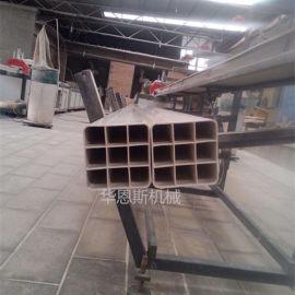 PVC九孔格栅管生产线 四孔通讯格栅管设备