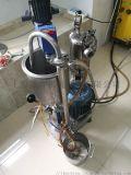 微球反应釜和微球乳化机