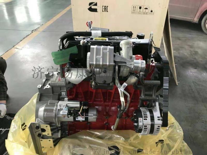 小型压路机 康明斯发动机 QSF3.8-115马力