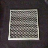 六角鋁網板公司優質鋁板網裝飾