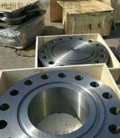 乾启专注高压法兰 大口径高压法兰 规格DN350-DN4000 执行标准HG/T20615-2009 品类齐全