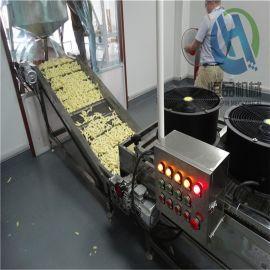 HP-500型全自动复合薯条油炸线