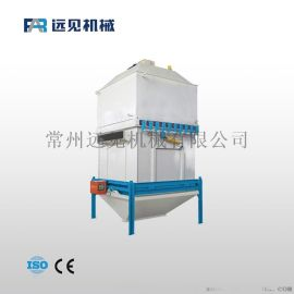 远见机械牌鱼虾饲料稳定冷却器 江苏饲料熟化稳定机械